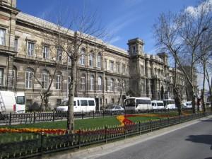 İTÜ Maçka Kışlası Yabancı Diller Yüksekokulu
